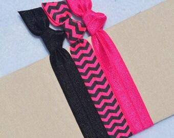 Shocking Licorice IV - Hair Ties
