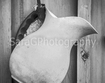 Water Pitcher on the wall