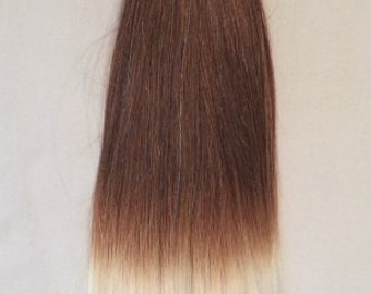"18"" 100grs,100s,Stick (I) Tip 100% OMBRE Human Hair Extensions #T6/60"