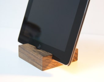 Ipad stand, docking station for tablet.