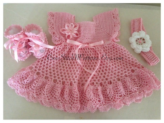3 PATTERNS Crochet Shawl Pattern Dress Shawl Womens