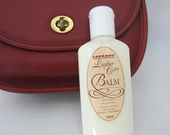 Tarrago Leather Care Balm, 4.23 fl oz.
