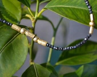 Spinell Necklace   JK259