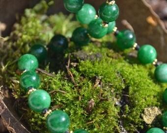 Jade Necklace  (JK 602)