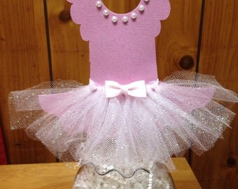 Tutu/ballerina centerpiece