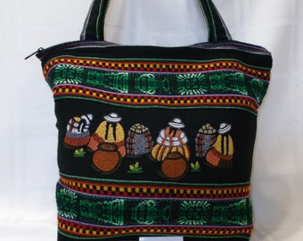 Handmade Inca Cloth Cholitas Bag