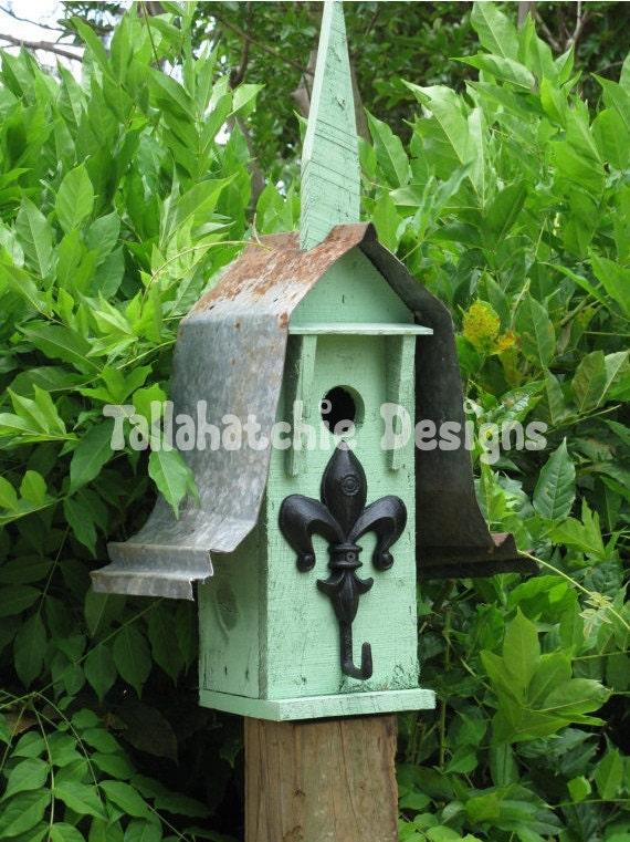 wooden birdhouses, birdhouse outdoor, country garden birdhouse ...