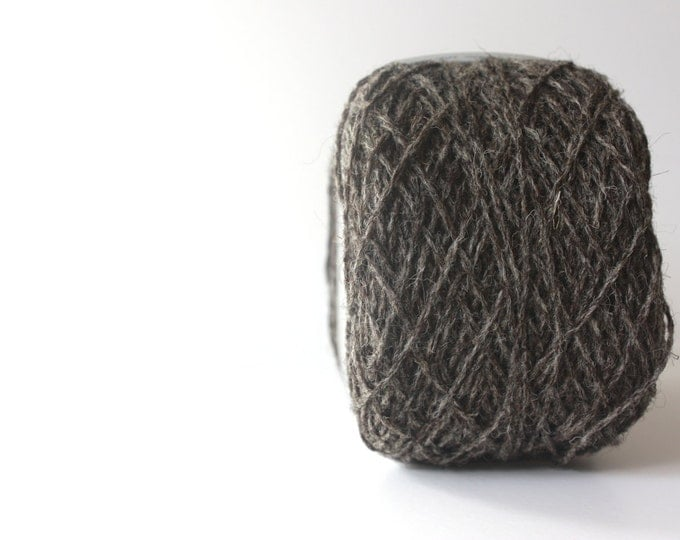 Spinning Yarns Weaving Tales - Origins 2  03  Dark Grey for  Weaving - Warp & Weft