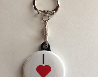 Saved by the Bell Keychain, Handmade Keychain, 1990's TV, TV Show Keychain, Saved by The Bell, Zack Morris