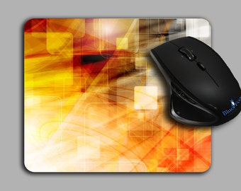 Mouse pad, Mousepad, Abstract office decor MP-092