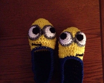 Minion slippers!