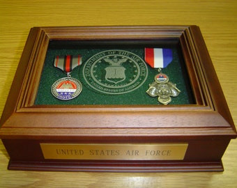 Customized Medal Display Case