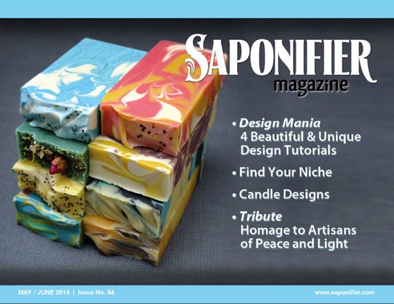Saponifier: May/June 2014