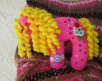 Pink Lemonade Wonder Pony (MLP Style)
