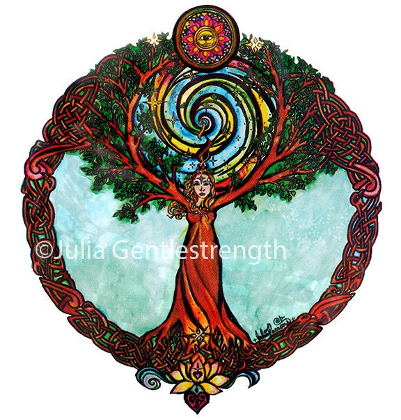 Mother Earth Symbol