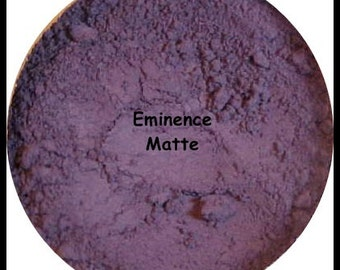 Eminence Loose Matte Eyeshadow Mineral Makeup Eye Shadow