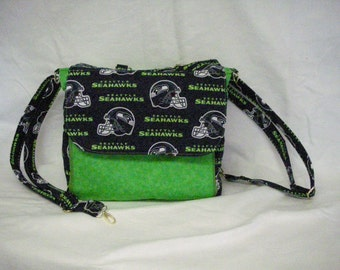 Seahawk Diaper bag or backpack