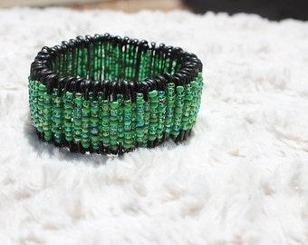UNT Iridescent Bracelet