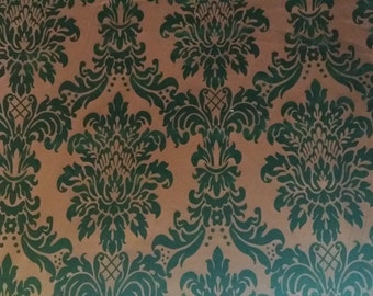 Popular Items For Damask Fabric On Etsy