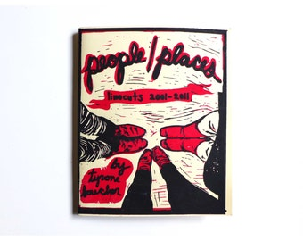 People/Places: Linocuts 2001-2011