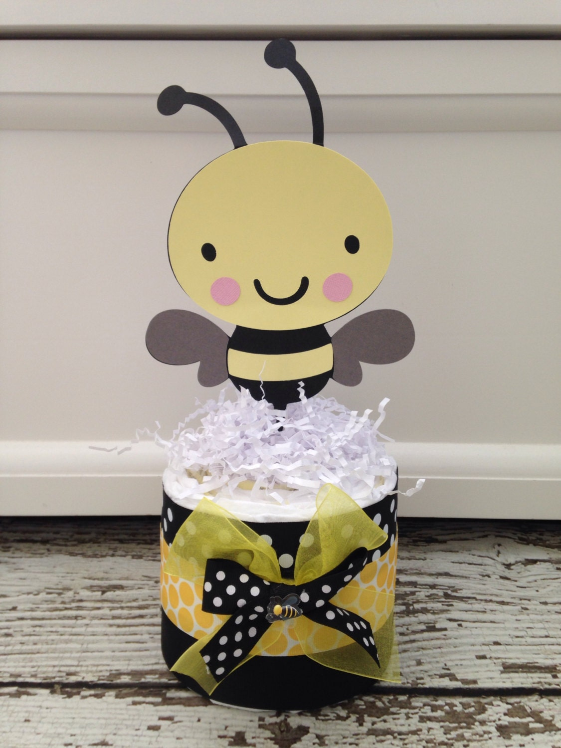 Bumble Bee Baby Shower In A Box Complete Theme