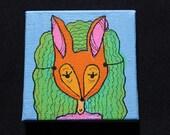 Foxy Mask