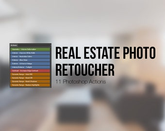 Real Estate Photo Retoucher