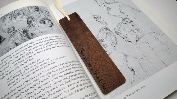 10 - Custom Quote Bookmarks - Custom Bookmarks - Custom Wedding Favor