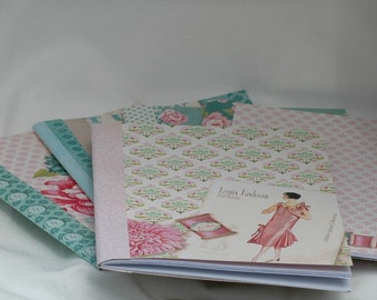 Tilda Blank Notebook