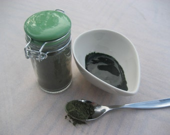 Sensitive Skin Kelp and Green Tea Face Mask Hydrating and Rejuvenating Face Mask