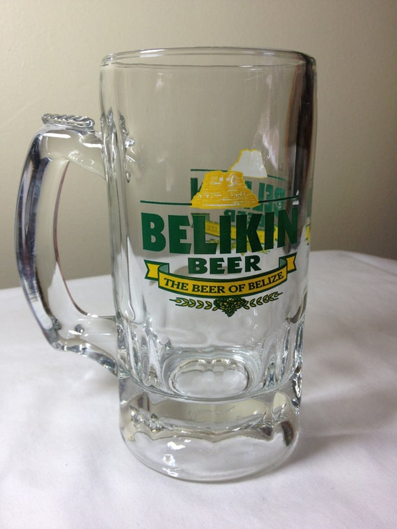 Belikin Beer Glass