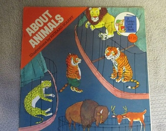 About Animals By Richard Scarry