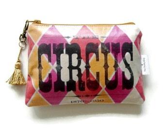 ladies Wallet Circus/carnival/harlequin