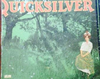 Quicksilver - Shady Grove - vinyl record