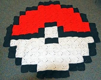 Pokemon Go Throw Blanket
