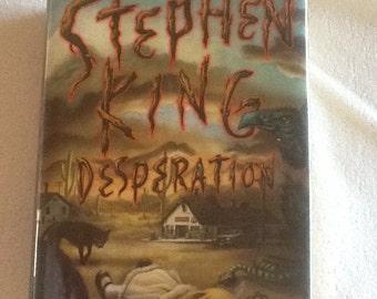 1st Edition Steven King Desperation