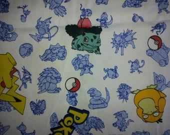 weighted blanket lap pad boys pokemon autism sensory  SPD ASD ADD