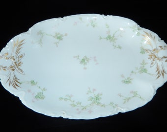 HAVILAND LIMOGES FRANCE Platter