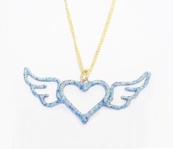 Nice Angel Friendship Necklace