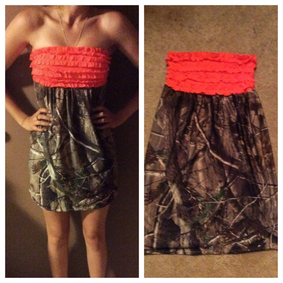 Realtree Camo Yoga Shorts Color Options By Girlswithguns22: Realtree Camo Sundress Color Options