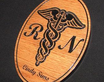 Registered Nurse Plaque