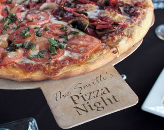 Personalized Pizza Board