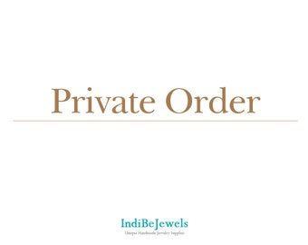 Private Order for Sabia