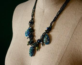 The Glistening Sea Necklace