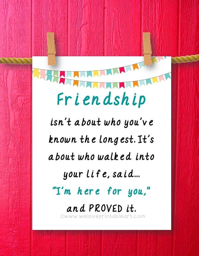 Quotes About Friendship Gifts : Friendship gifts for best friends gift ideas by