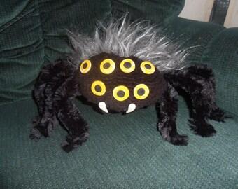 Fuzzy Wummie Spider
