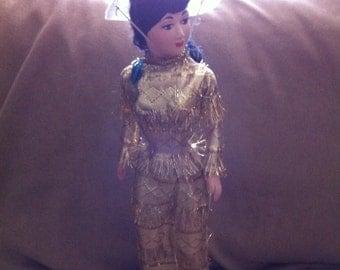 Vietnamese Woman Figurine