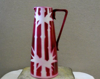 Vintage Pitcher by Sterling China