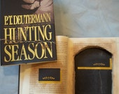 On Hold***********************On Hold**************Hidden Compartment / Hunting Season by  Deutermann  HOLLOW BOOK SAFE /
