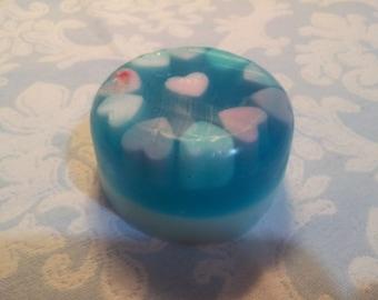 Luxurious Handmade Glycerine soaps Xειροποιητα σαπουνια πολυτελειας